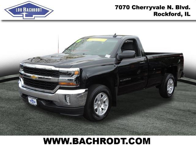 2016 Silverado 1500 Regular Cab 4x4, Pickup #16345 - photo 5