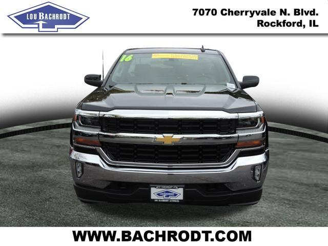 2016 Silverado 1500 Regular Cab 4x4, Pickup #16345 - photo 6