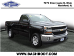 2016 Silverado 1500 Regular Cab 4x4, Pickup #16345 - photo 1