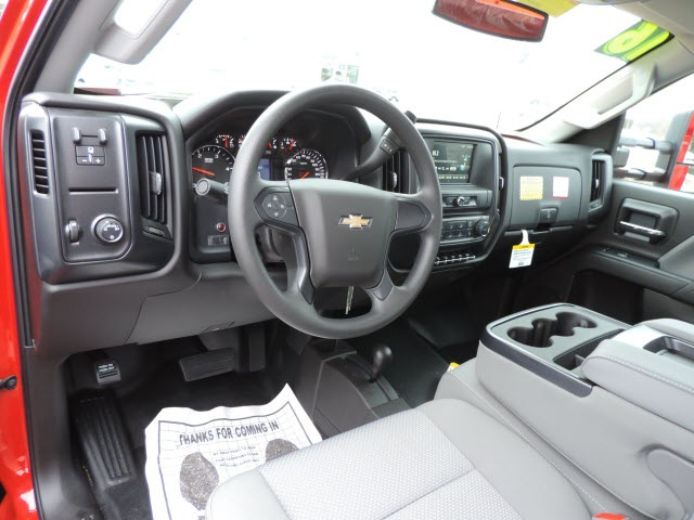 2016 Silverado 3500 Regular Cab 4x4, Dump Body #16357 - photo 23