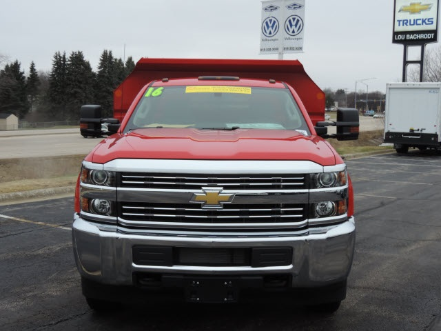 2016 Silverado 3500 Regular Cab 4x4, Dump Body #16357 - photo 11
