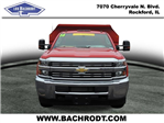 2016 Silverado 3500 Regular Cab 4x4, Dump Body #16357 - photo 12