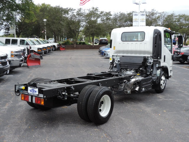 2017 LCF 4500HD Regular Cab, Cab Chassis #17032 - photo 2