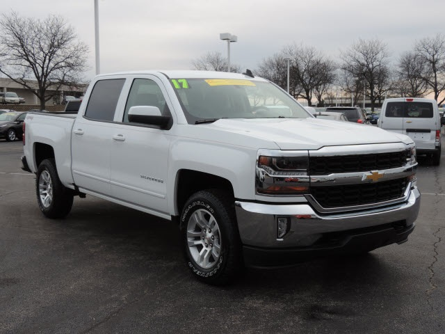 2017 Silverado 1500 Crew Cab 4x4, Pickup #17063 - photo 12