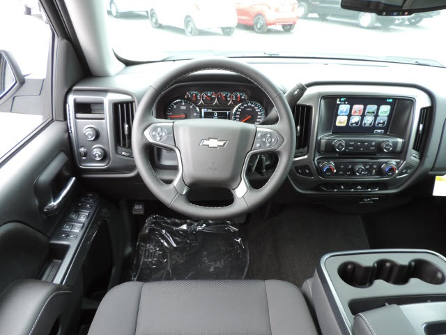 2017 Silverado 1500 Crew Cab 4x4, Pickup #17063 - photo 38