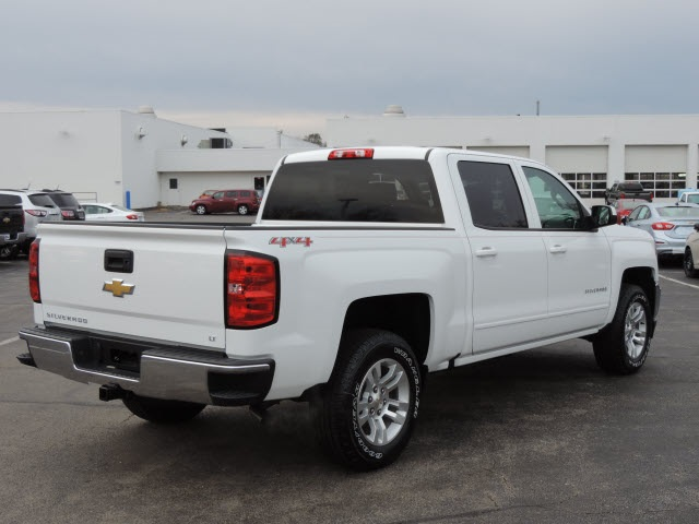 2017 Silverado 1500 Crew Cab 4x4, Pickup #17063 - photo 14