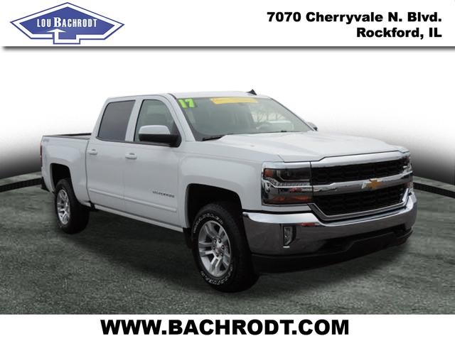2017 Silverado 1500 Crew Cab 4x4, Pickup #17063 - photo 4