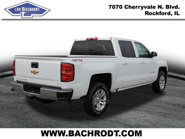 2017 Silverado 1500 Crew Cab 4x4, Pickup #17063 - photo 7