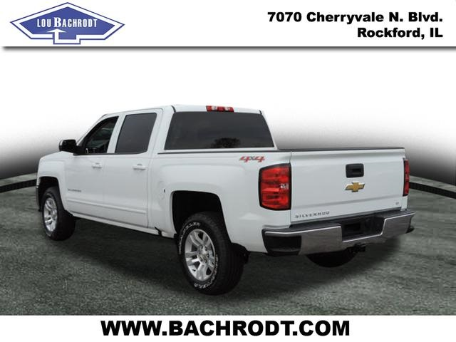 2017 Silverado 1500 Crew Cab 4x4, Pickup #17063 - photo 15