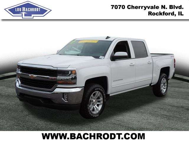 2017 Silverado 1500 Crew Cab 4x4, Pickup #17063 - photo 19