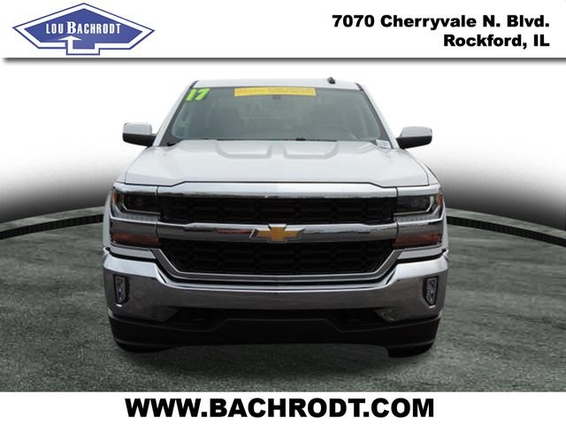 2017 Silverado 1500 Crew Cab 4x4, Pickup #17063 - photo 23