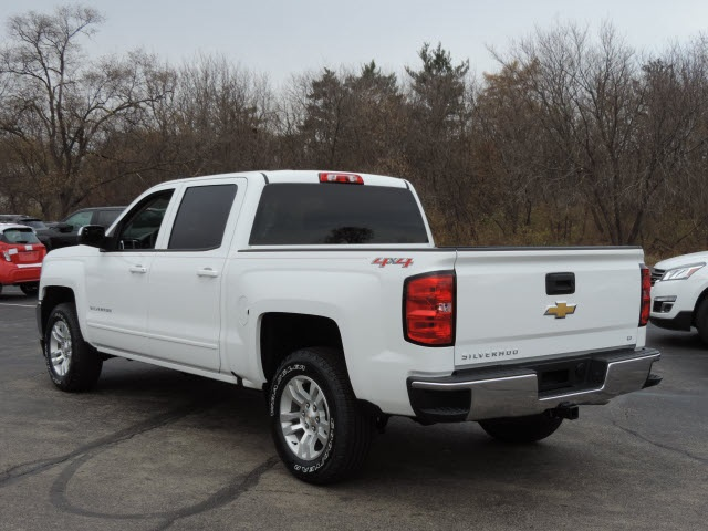 2017 Silverado 1500 Crew Cab 4x4, Pickup #17063 - photo 6