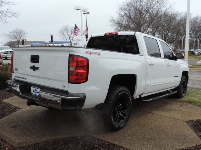 2017 Silverado 1500 Crew Cab 4x4, Pickup #17063 - photo 16