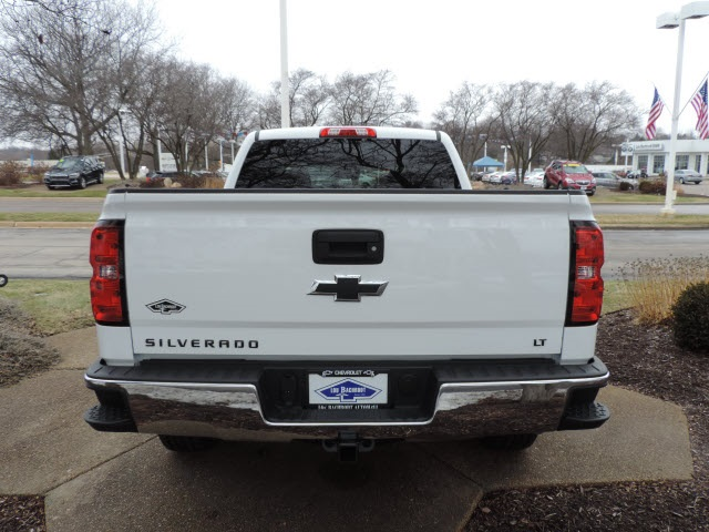 2017 Silverado 1500 Crew Cab 4x4, Pickup #17063 - photo 20