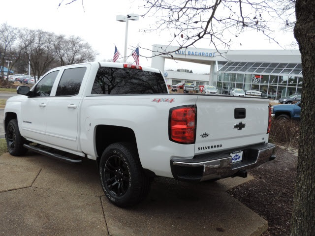 2017 Silverado 1500 Crew Cab 4x4, Pickup #17063 - photo 8