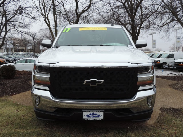 2017 Silverado 1500 Crew Cab 4x4, Pickup #17063 - photo 24
