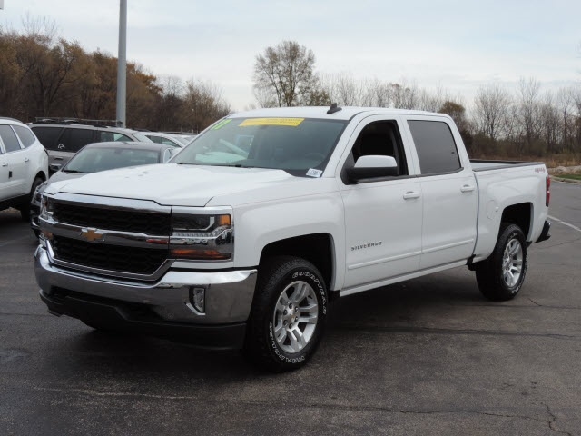 2017 Silverado 1500 Crew Cab 4x4, Pickup #17063 - photo 2