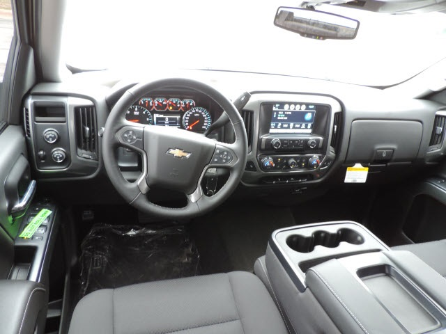 2017 Silverado 1500 Crew Cab 4x4, Pickup #17063 - photo 40