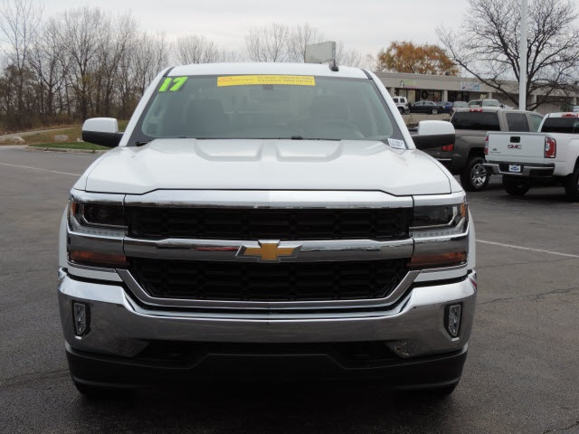 2017 Silverado 1500 Crew Cab 4x4, Pickup #17063 - photo 22