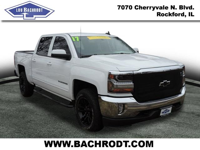 2017 Silverado 1500 Crew Cab 4x4, Pickup #17063 - photo 9