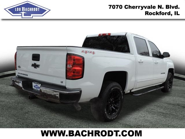2017 Silverado 1500 Crew Cab 4x4, Pickup #17063 - photo 13