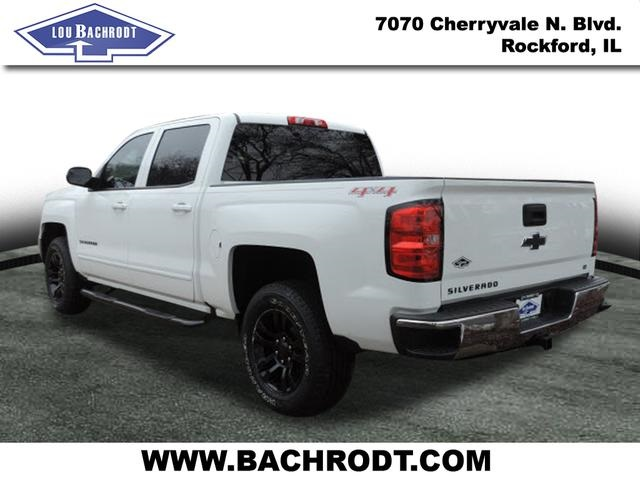 2017 Silverado 1500 Crew Cab 4x4, Pickup #17063 - photo 5