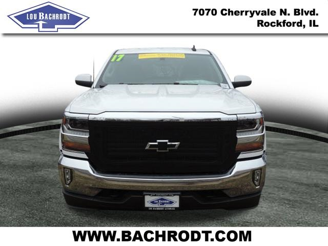 2017 Silverado 1500 Crew Cab 4x4, Pickup #17063 - photo 21