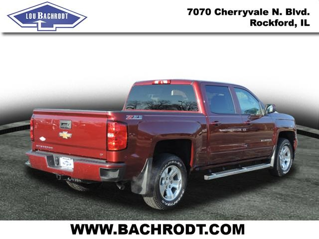 2017 Silverado 1500 Crew Cab 4x4, Pickup #17071 - photo 4