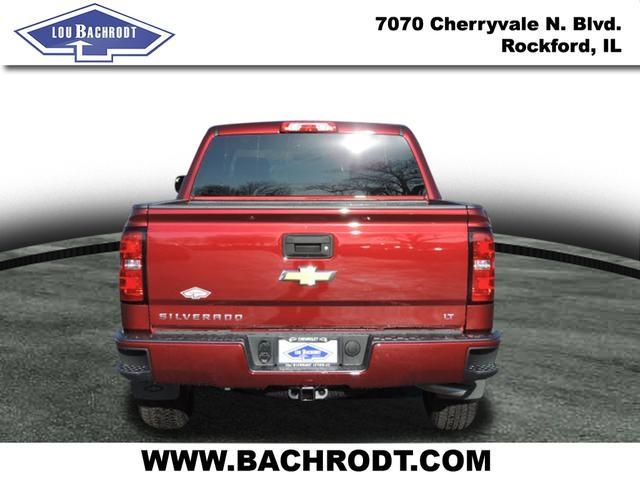 2017 Silverado 1500 Crew Cab 4x4, Pickup #17071 - photo 3