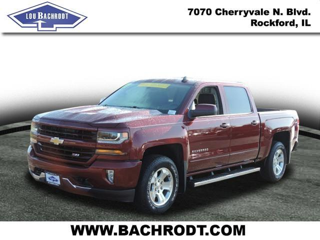 2017 Silverado 1500 Crew Cab 4x4, Pickup #17071 - photo 5
