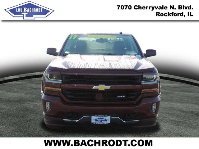 2017 Silverado 1500 Crew Cab 4x4, Pickup #17071 - photo 6