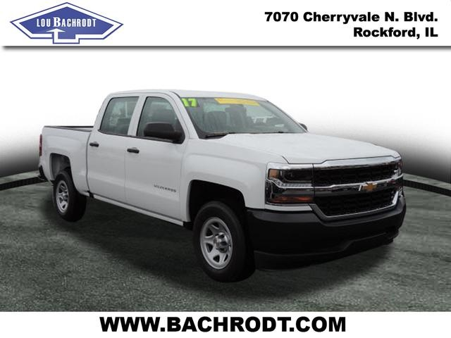 2017 Silverado 1500 Crew Cab, Pickup #17077 - photo 3