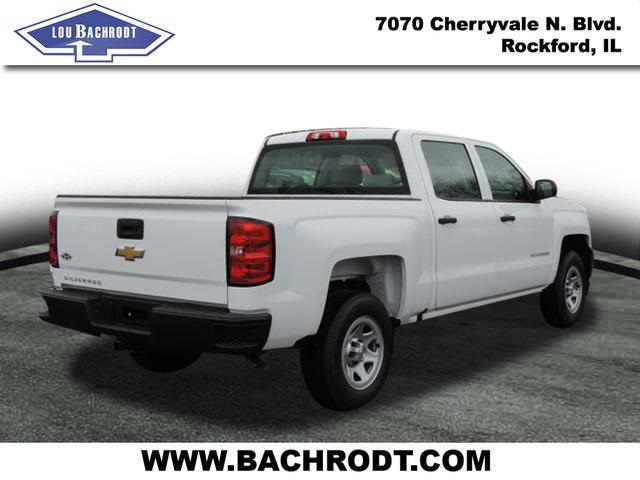 2017 Silverado 1500 Crew Cab, Pickup #17077 - photo 4