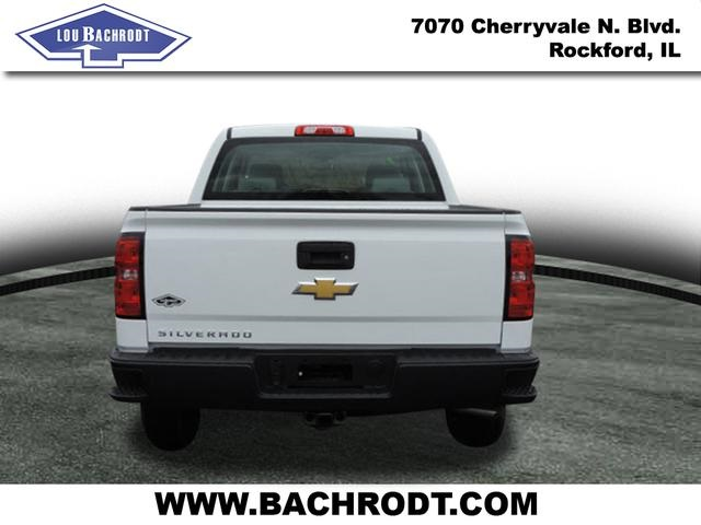2017 Silverado 1500 Crew Cab, Pickup #17077 - photo 5