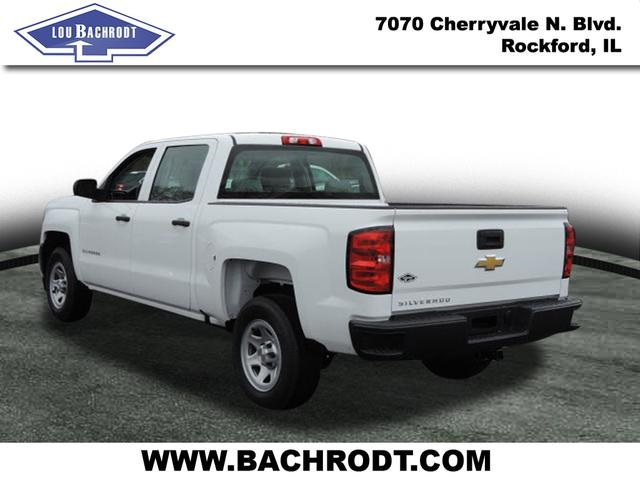 2017 Silverado 1500 Crew Cab, Pickup #17077 - photo 2