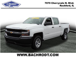 2017 Silverado 1500 Crew Cab, Pickup #17077 - photo 1