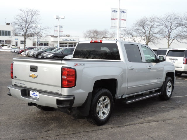 2017 Silverado 1500 Crew Cab 4x4, Pickup #17080 - photo 7