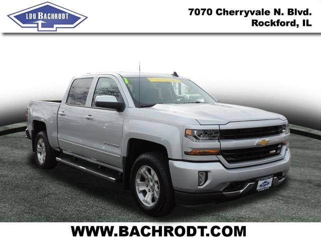 2017 Silverado 1500 Crew Cab 4x4, Pickup #17080 - photo 6