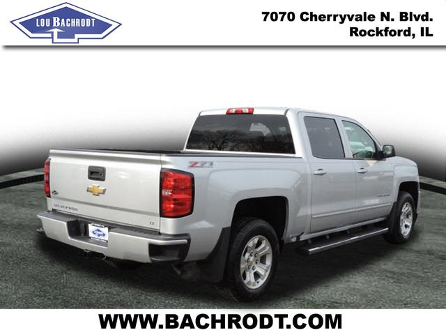 2017 Silverado 1500 Crew Cab 4x4, Pickup #17080 - photo 8