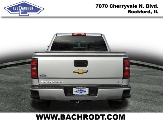 2017 Silverado 1500 Crew Cab 4x4, Pickup #17080 - photo 9