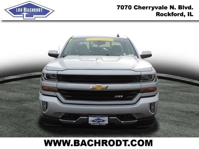 2017 Silverado 1500 Crew Cab 4x4, Pickup #17080 - photo 11