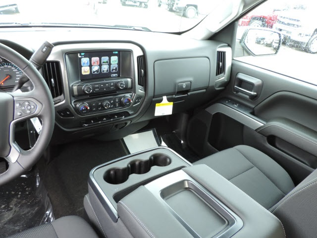 2017 Silverado 1500 Crew Cab 4x4, Pickup #17080 - photo 21