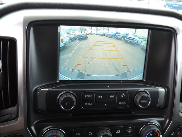 2017 Silverado 1500 Crew Cab 4x4, Pickup #17080 - photo 35