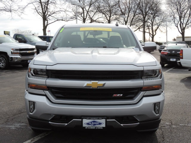 2017 Silverado 1500 Crew Cab 4x4, Pickup #17080 - photo 12