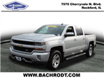 2017 Silverado 1500 Crew Cab 4x4, Pickup #17080 - photo 1