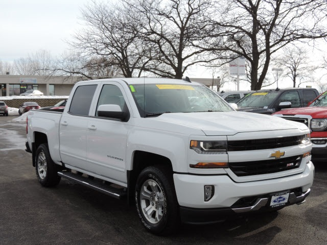 2017 Silverado 1500 Crew Cab 4x4, Pickup #17087 - photo 6