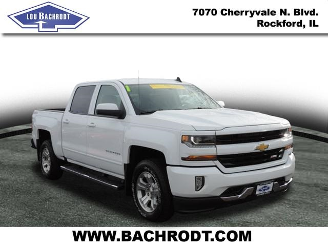 2017 Silverado 1500 Crew Cab 4x4, Pickup #17087 - photo 5