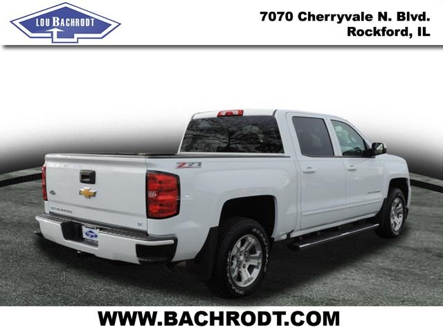 2017 Silverado 1500 Crew Cab 4x4, Pickup #17087 - photo 7
