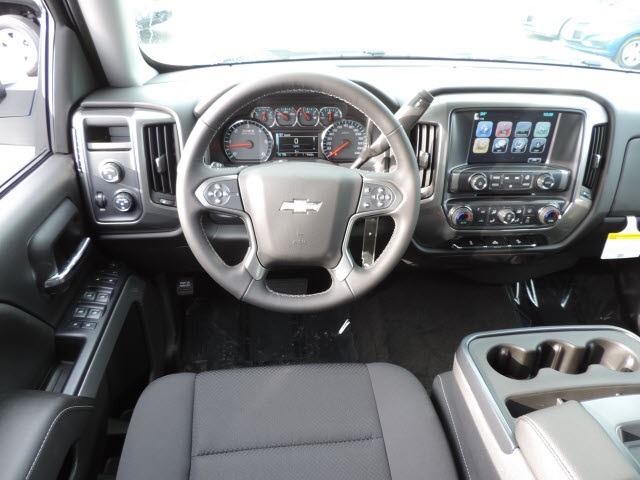 2017 Silverado 1500 Crew Cab 4x4, Pickup #17087 - photo 20