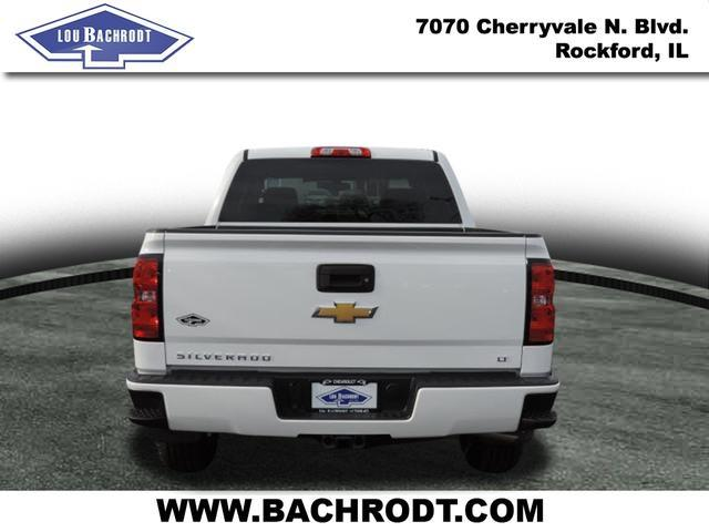 2017 Silverado 1500 Crew Cab 4x4, Pickup #17087 - photo 3